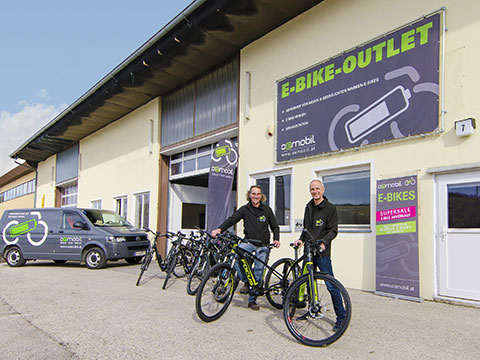 oemobil E-Bike Outlet Center